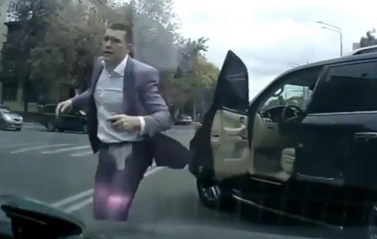 More of those crazy ass russian car crash videos! | Auto Sports Nation