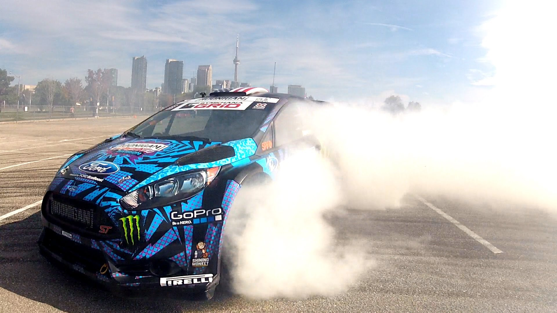 How To Drive Like Ken Block Ford Canada Auto Sports Nation