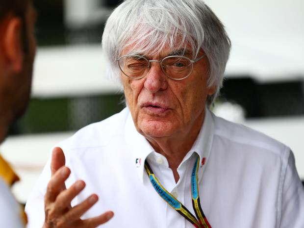 Bernie apologized to Force India, Lotus and Sauber for calling them beggars.