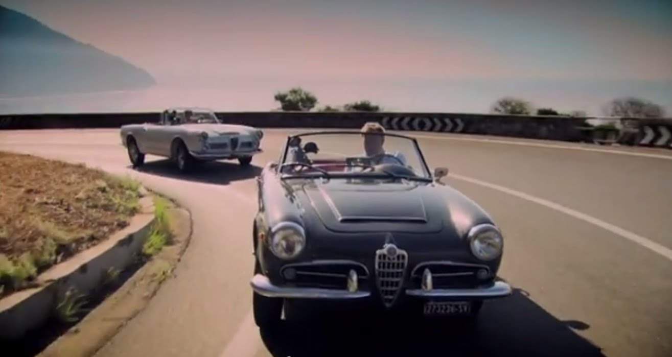 top gear perfect road trip 2 italy part one recap auto sports nation. Black Bedroom Furniture Sets. Home Design Ideas