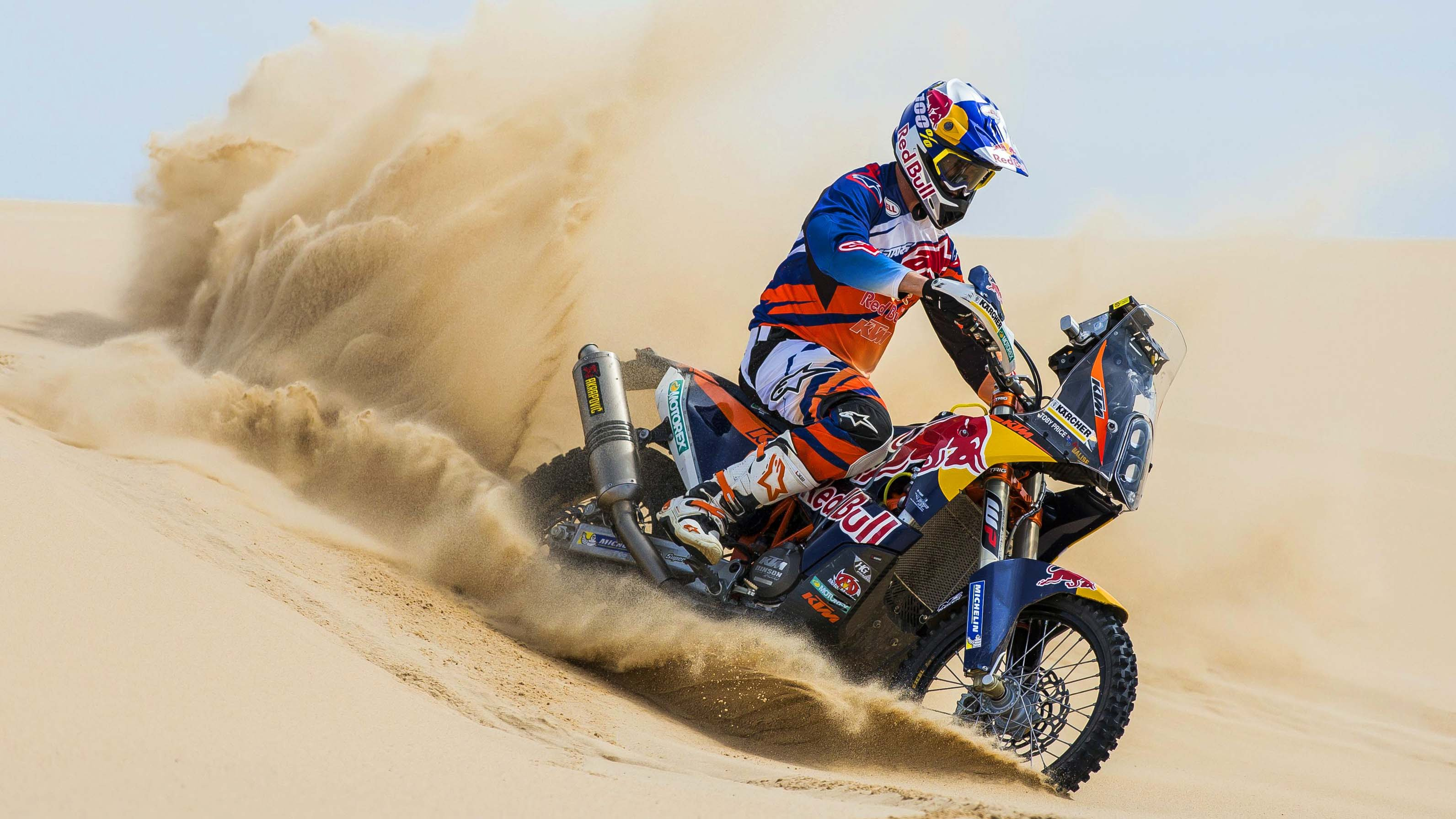 want some dakar rally 2016 bike racing highlights auto sports nation. Black Bedroom Furniture Sets. Home Design Ideas