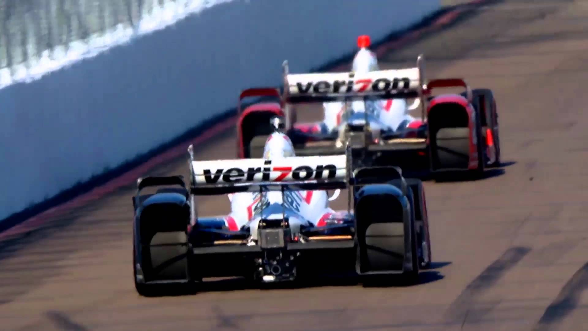 Juan Pablo Montoya Wins IndyCar Race In Florida | Auto Sports Nation