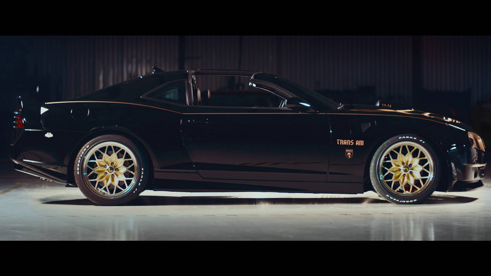 There s A New Firebird Trans Am The Bandit Version