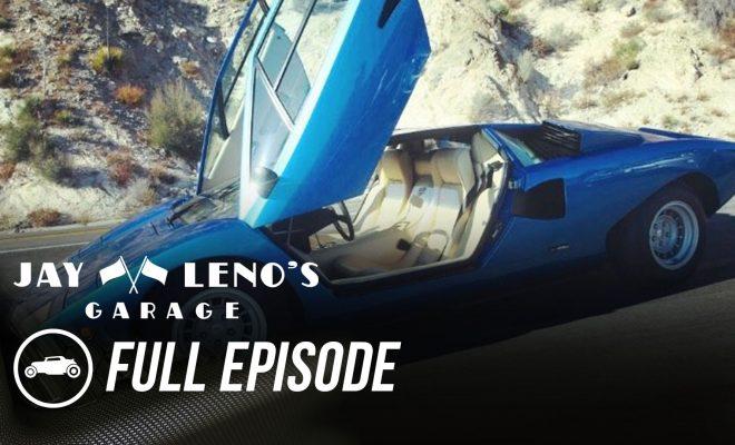 Jay Leno S Garage Season Two Opener Supercars Auto Sports Nation