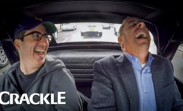 Jerry Next Guest On Comedians In Cars Getting Coffee Is A Triumph