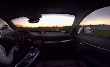 The 360 Degree Experience With A Porsche 911 Carrera S
