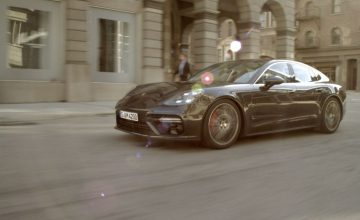 The Porsche Panamera Is Faster Than The Internet