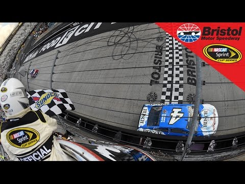 Kevin Harvick Wins At Bristol