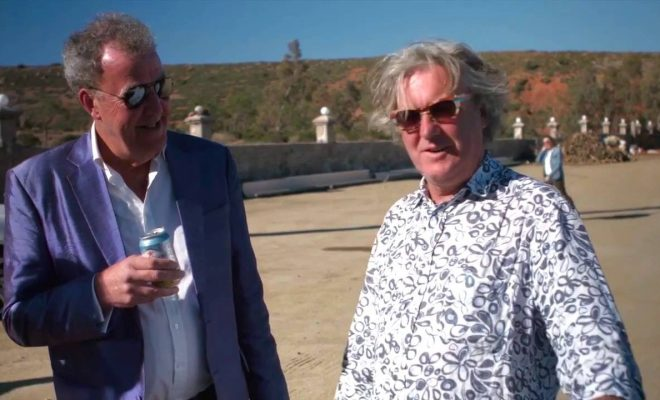 The Grand Tour: James May Explains Why Steering Wheels Can Be Invisible