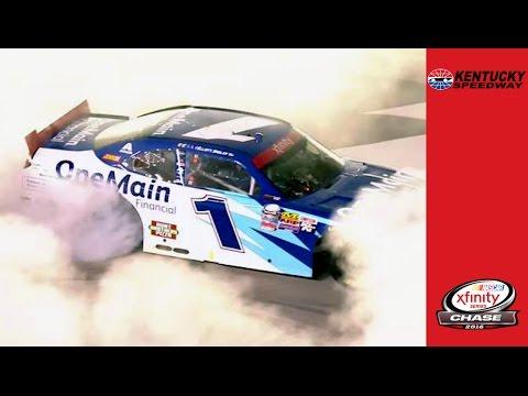Elliott Sadler Wins Xfinity Race In Kentucky
