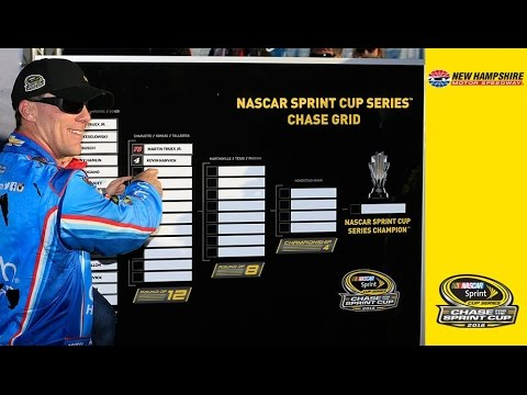 Kevin Harvick Joins The Chase