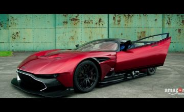 The Aston Martin Vulcan Can Be Difficult To Enter