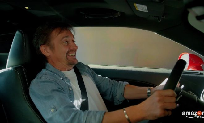 The Grand Tour – The Tunnel