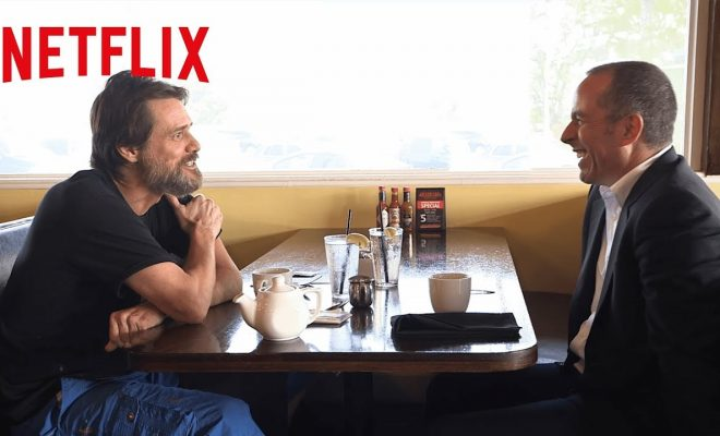 Comedians In Cars Getting Coffee Now On Netflix
